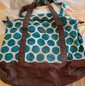 Thirty one weekender bag